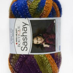 Fir de tricotat sau crosetat - Fire pretricotate esarfa SASHAY degrade S 1950