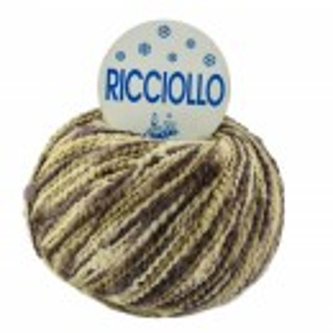 Fir de tricotat sau crosetat - Fire tip mohair din acril CANGURO - Ricciollo - DEGRADE 0