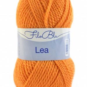 Fir de tricotat sau crosetat -Fire tip mohair din acril GRUNDL - LEA - 04-PORTOCALIU