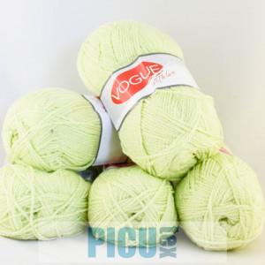 Fir de tricotat sau crosetat - Fire tip mohair din acril Nako Export - #6345