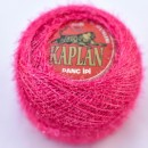 Fir de crosetat polyester KAPLAN KRISTAL 600