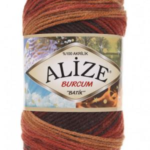 Fir de tricotat sau crosetat - Fir ACRILIC ALIZE BURCUM BATIK DEGRADE 2626