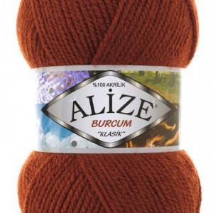 Fir de tricotat sau crosetat - Fir ACRILIC ALIZE BURCUM KLASIK MARO 36