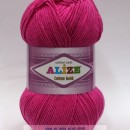 Fir de tricotat sau crosetat - Fir ALIZE COTTON GOLD FUCHSIA 149