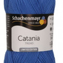 Fir de tricotat sau crosetat - Fir BUMBAC 100% MERCERIZAT CATANIA FASHION BLUE COD 293