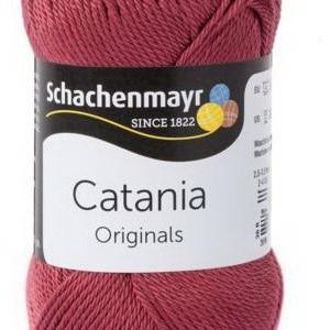 Fir de tricotat sau crosetat - Fir BUMBAC 100% MERCERIZAT CATANIA MARSALAROT 396