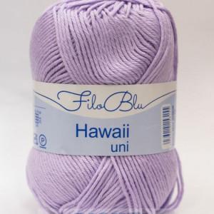 Fir de tricotat sau crosetat - Fire amestec Bumbac 100% GRUNDL HAWAII UNI - LILA - 04