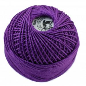 Fir de tricotat sau crosetat - Fire Bumbac 100% ANGELICA ROMANOFIR BOBINA MOV 1226