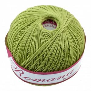 Fir de tricotat sau crosetat - Fire Bumbac 100% ROMANA - ROMANOFIR BOBINA 1262