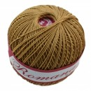 Fir de tricotat sau crosetat - Fire Bumbac 100% ROMANA - ROMANOFIR BOBINA 1292