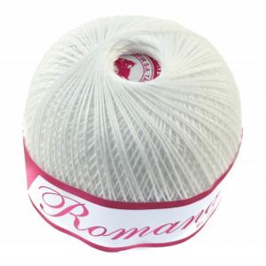 Fir de tricotat sau crosetat - Fire Bumbac 100% ROMANA - ROMANOFIR BOBINA 1202