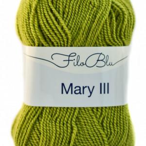 Fir de tricotat sau crosetat - Fire Filo Blu - Mary III - 34 - VERDE