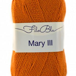 Fir de tricotat sau crosetat - Fire Filo Blu - Mary III - 36 - PORTOCALIU