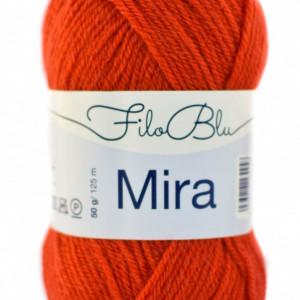 Fir de tricotat sau crosetat - Fire Filo Blu - MIRA - 3 - PORTOCALIU