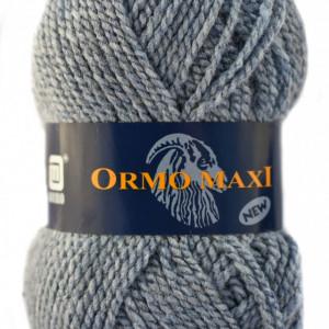 Fir de tricotat sau crosetat - Fire Nako - Ormo Maxi - GRI - 3506