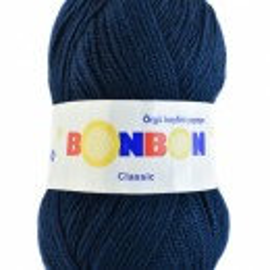 Fir de tricotat sau crosetat - Fire tip mohair din acril BONBON CLASIC BLEOMAREN 98207