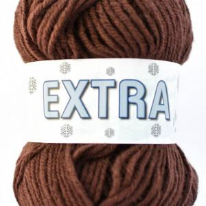 Fir de tricotat sau crosetat - Fire tip mohair din acril CANGURO - EXTRA MARO - 329