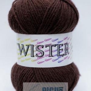 Fir de tricotat sau crosetat - Fire tip mohair din acril CANGURO - TWISTER MARO 329