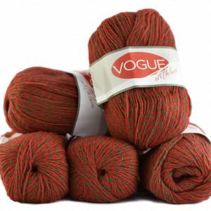 Fir de tricotat sau crosetat - Fire tip mohair din acril Nako Export - #7546-DEGRADE