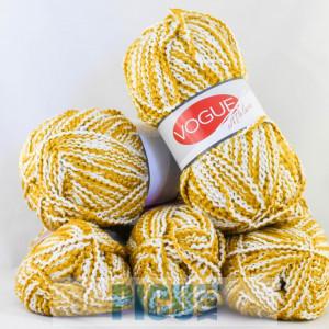 Fir de tricotat sau crosetat - Fire tip mohair din acril Nako Export - #6019