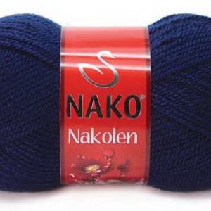 Fir de tricotat sau crosetat - Fire tip mohair din lana 50% si acril 50% Nakolen BLEOMAREN 148