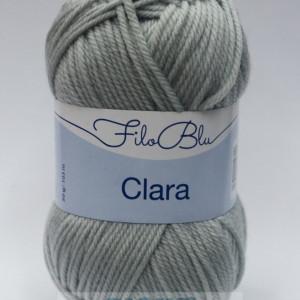 Fir de tricotat sau crosetat - Fire tip mohair din poliester Filo Blu - Clara 09