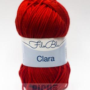 Fir de tricotat sau crosetat - Fire tip mohair din poliester Filo Blu - Clara 19