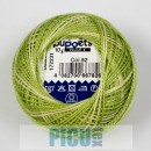 Cotton perle cod 82
