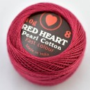 Cotton perle RED HEART cod 058