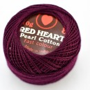 Cotton perle RED HEART cod 072A
