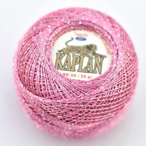 Fir de crosetat polyester + lurex KAPLAN 602