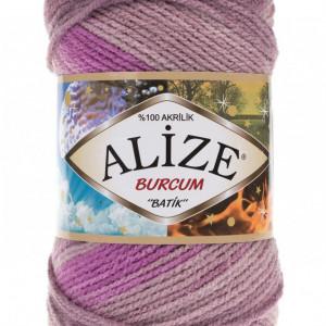 Fir de tricotat sau crosetat - Fir ACRILIC ALIZE BURCUM BATIK DEGRADE 6954