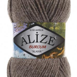Fir de tricotat sau crosetat - Fir ACRILIC ALIZE BURCUM KLASIK MARO 239