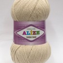 Fir de tricotat sau crosetat - Fir ALIZE COTTON GOLD CREAM 67