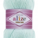 Fir de tricotat sau crosetat - Fir ALIZE COTTON GOLD Vernil 514