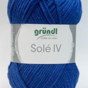 Fir de tricotat sau crosetat - Fir GRUNDL - SOLE - ALBASTRU 49