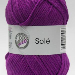 Fir de tricotat sau crosetat - Fir GRUNDL - SOLE - MOV 24