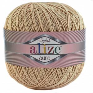 Fir de tricotat sau crosetat - Fire Alize Aura - Nude - 417
