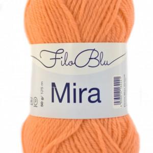 Fir de tricotat sau crosetat - Fire Filo Blu - MIRA - 2 - PORTOCALIU MANDARINA