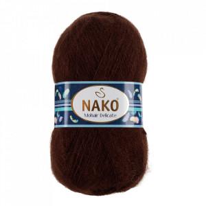 Fir de tricotat sau crosetat - Fire tip mohair acril NAKO MOHAIR DELICATE - MARO COD 6106