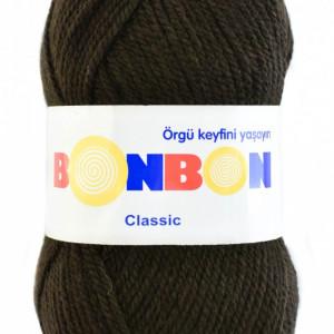 Fir de tricotat sau crosetat - Fire tip mohair din acril BONBON CLASIC 98582