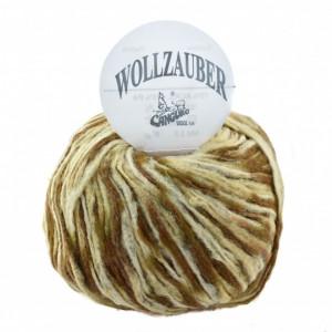 Fir de tricotat sau crosetat - Fire tip mohair din acril CANGURO - Wollzauber - DEGRADE 1