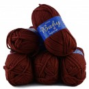 Fir de tricotat sau crosetat - Fire tip mohair din acril Nako Export - #8011-GRENA