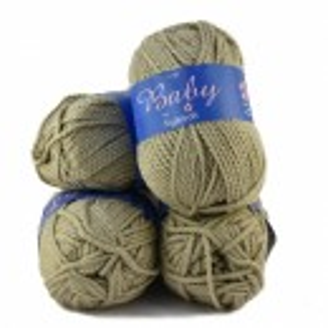 Fir de tricotat sau crosetat - Fire tip mohair din acril Nako Export - #8041-CREAM