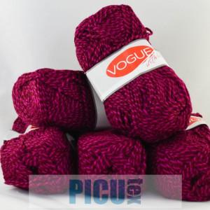 Fir de tricotat sau crosetat - Fire tip mohair din acril Nako Export - #6148