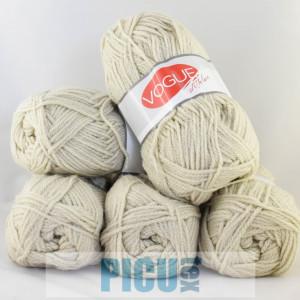 Fir de tricotat sau crosetat - Fire tip mohair din acril Nako Export - #6383