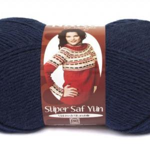 Fir de tricotat sau crosetat - Fire tip mohair din lana 100% Nako Super SAF YUN BLEOMAREN 148