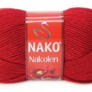 Fir de tricotat sau crosetat - Fire tip mohair din lana 50% si acril 50% Nakolen GRENA 1175