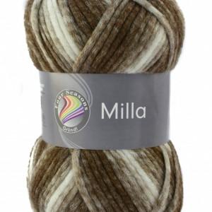 Fir de tricotat sau crosetat -Milla by GRUNDL DEGRADE - 09