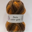 Fir de tricotat sau crosetat - PERLA COLOR GOLD by GRUNDL DEGRADE 83